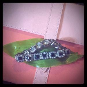 Black diamond stretch bracelet